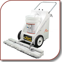 And Floor Waxing System. The Most Efficient System In The Industry, Capable  Of Jobs To. OVER 100,000 Square Feet!
